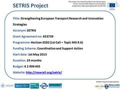 SETRIS project