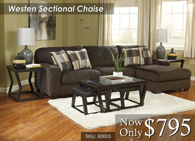 Westen Sectional Chaise