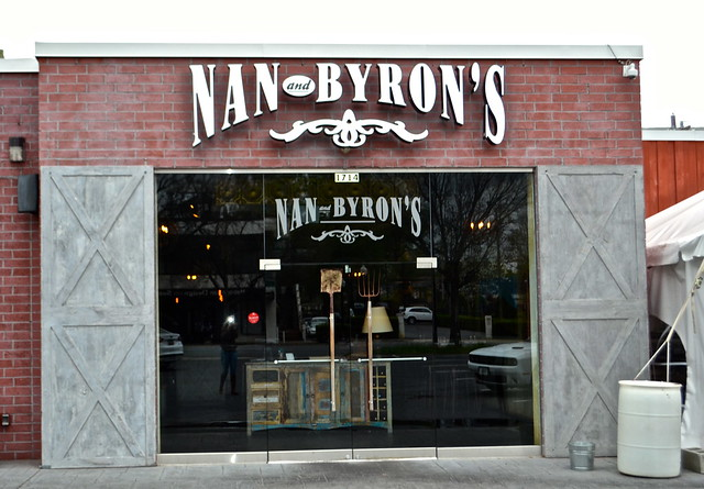 Nan and Byron's Restaurant in Charlotte, North Carolina