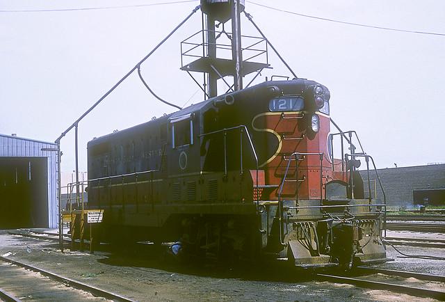 CGW GP7 121