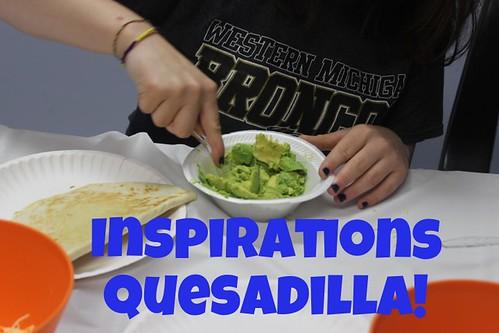Teen girls in drug rehab make tasty quesadillas! thumbnail