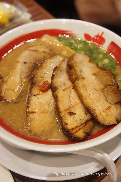4.Bariuma Ramen @ Jaya Shopping Centre