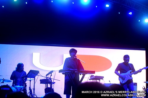 Up Dharma Down and college bands at OPPO Music Fest