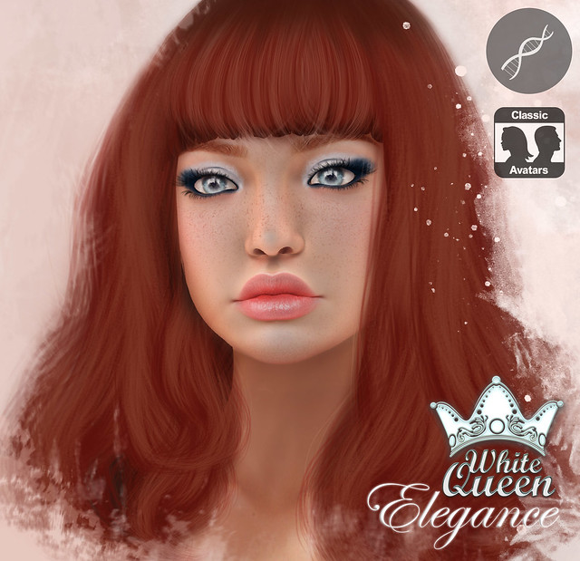 ::White Queen:: elegance - genesis