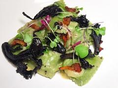 Spinach and Ricotta Ravioli from the Grand Lake Fa…