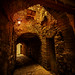 Inside Montfalco, Montfalco Murallat, Spain by MPC.76