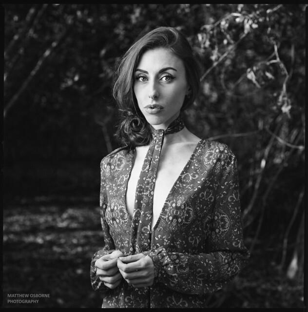 Haselblad 501C Portrait
