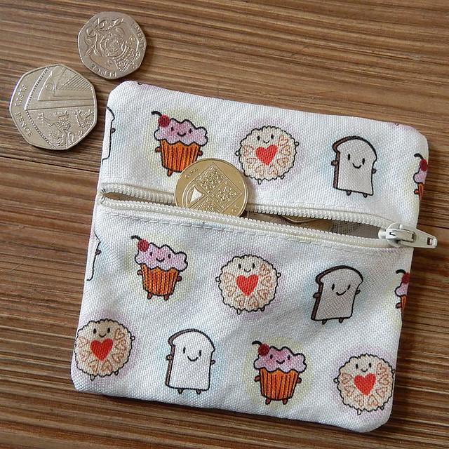 Cakeify & Friends coin purse