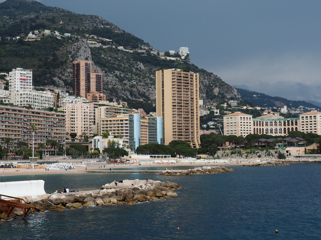 Monaco - part of our trip through French Riviera