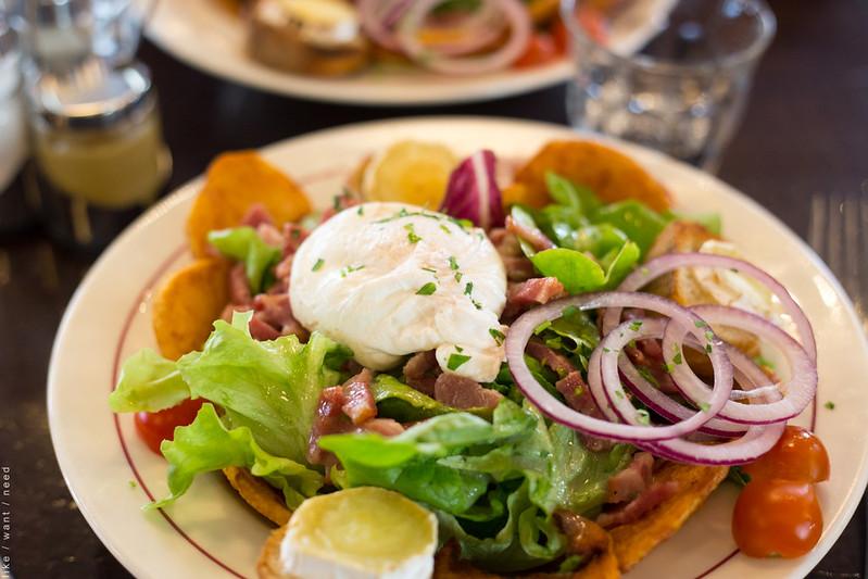 Salade du Berger, Le Nazir