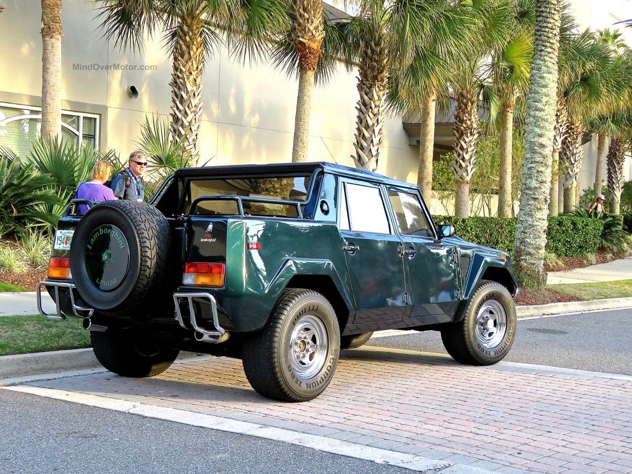 Lamborghini LM002 Amelia Island 3
