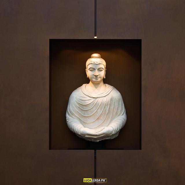 M.A.O. Museo di Arte Orientale - Buddha Statue