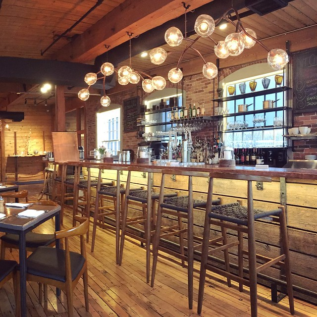 Bar at Simon Pierce