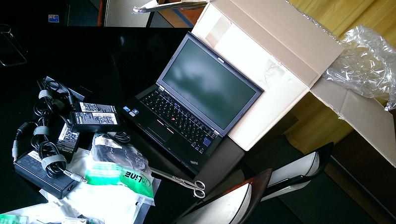 5 neue (gebrauchte) Laptops