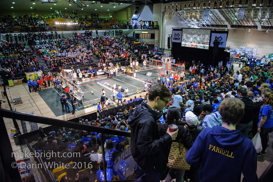 FIRST Robotics Regionals - UW - April 2016 032