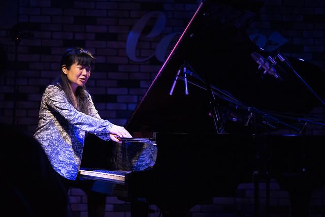 Satoko Fujii live at Cortez, Mito (Japan), 28 Apr 2016 -1000401