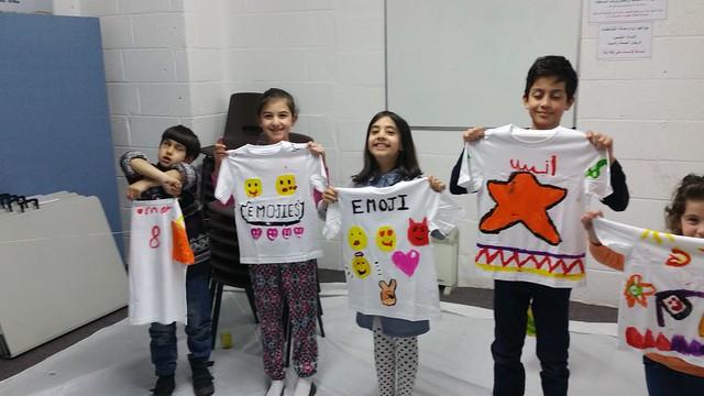 Artful Children Week 1 2016-04-16