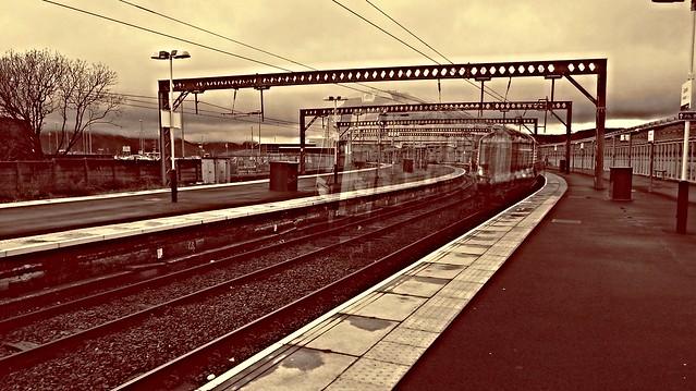 Gourock Ghost Train