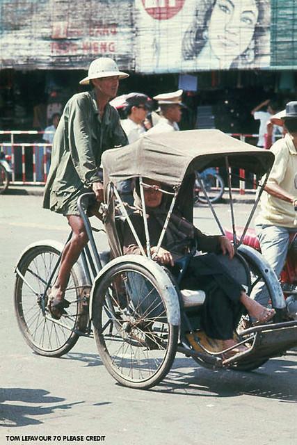 Saigon 1970 - Đường Lê Lai