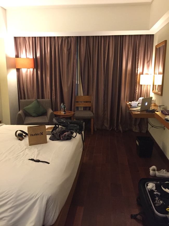 mercure harvestland hotel review