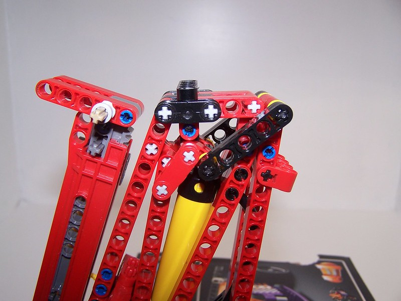 lego 42043 rc mod instructions