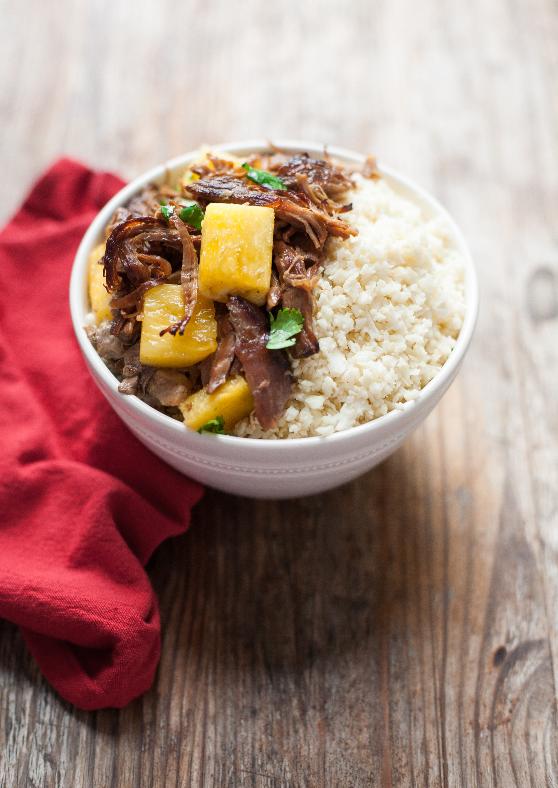 Pork Adobo with Pineapple from Paleo Planet