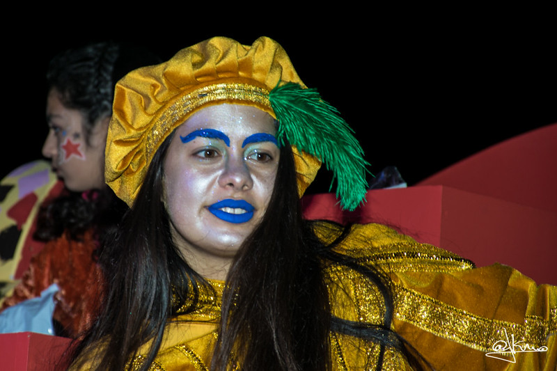 Paje, Cabalgata de Reyes Magos en Sant Joan Despí 2016