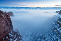 Monument Morning Fog (1-8-16)