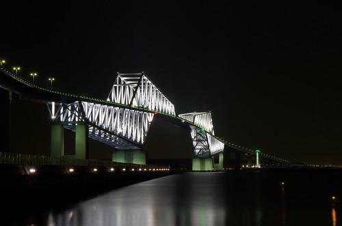 10/366 days 東京ゲートブリッジ