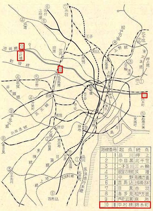 西武堤康次郎が有楽町線のルートを曲げていたのか (15)