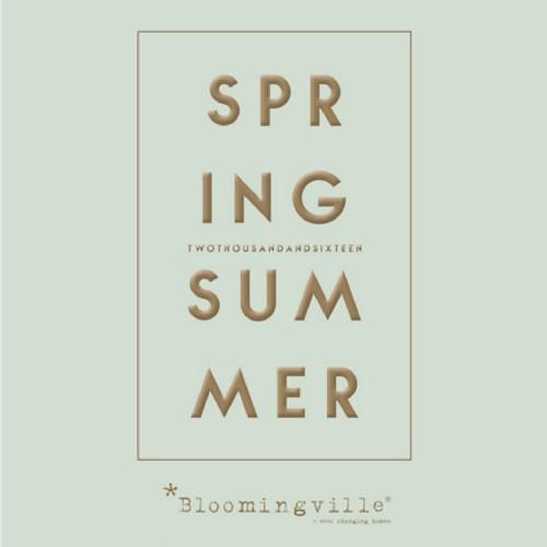 Bloomingville Spring Summer 2016
