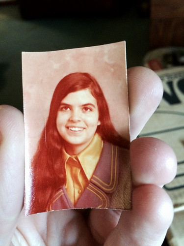 Mom as Teenager