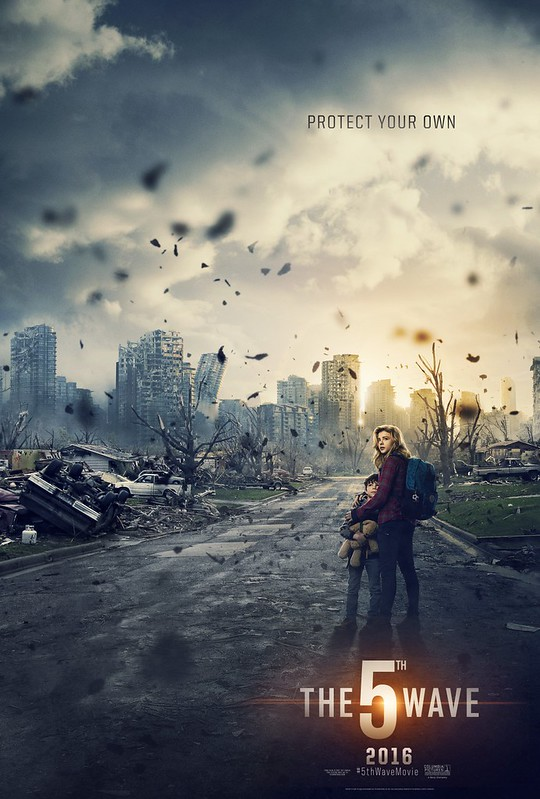 The 5th Wave - Poster 2