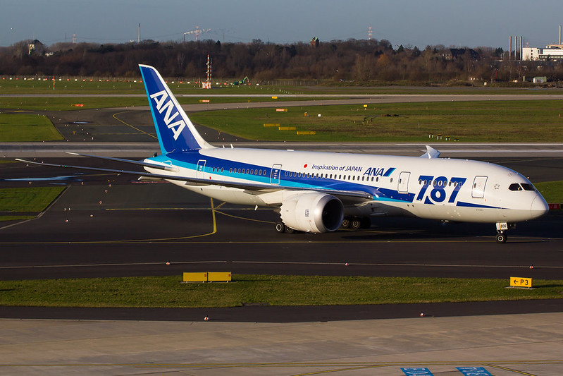 All Nippon Airways - B788 - JA806A (2)