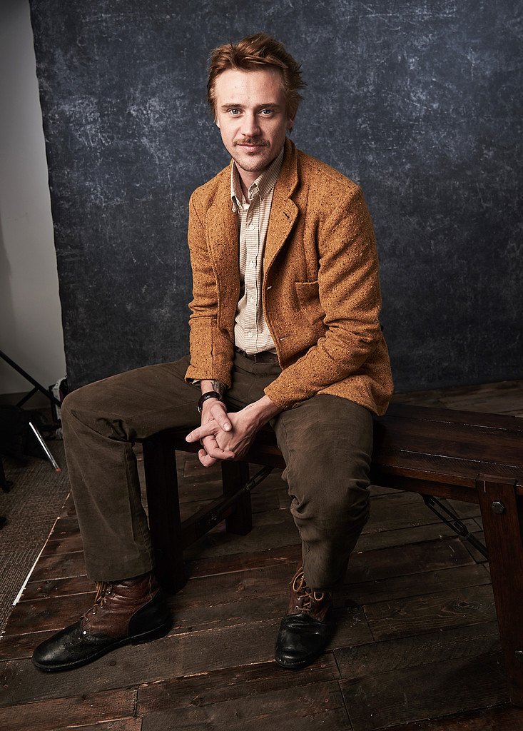 Бойд Холбрук — Фотосессия для «The Free World» на «Sundance» 2016 – 7