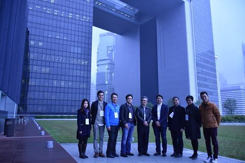 香港無線科技商會- 參觀立法會
