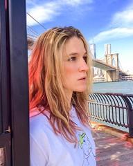 #NewYorkCity #VitusFeldmann #V #NewYorkCityPhotos #BeautifulPeople #ExcitingPeople #BrittanyFeldman @brittanyfeldman84 #BigApple #Model #BrooklynBridgePark