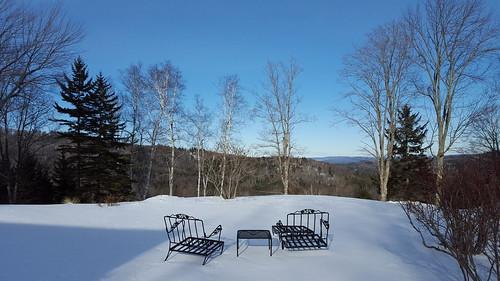 The serenity of Vermont