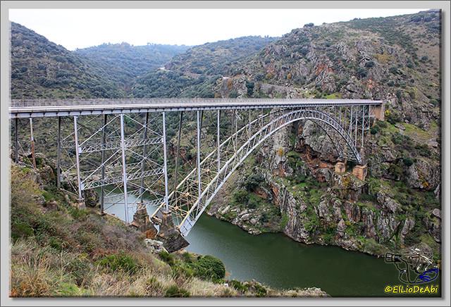 3 Arribes del Duero. Puente Requejo