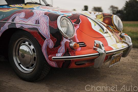 1964 Porsche 356 C 1600 SC Cabriolet5