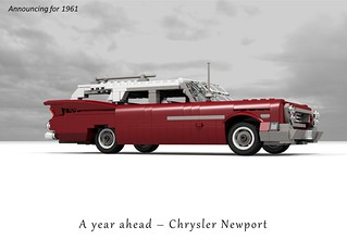 Chrysler 1961 Newport Wagon
