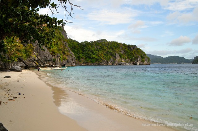 Paradise Beach El Nido Palawan