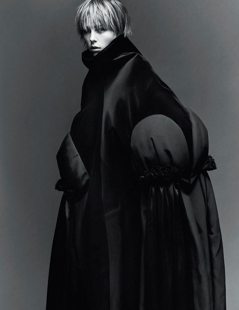 Эди Кэмпбелл — Фотосессия для «Vogue» JP 2016 – 2