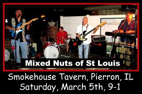 Mixed Nuts of St. Louis 3-5-16