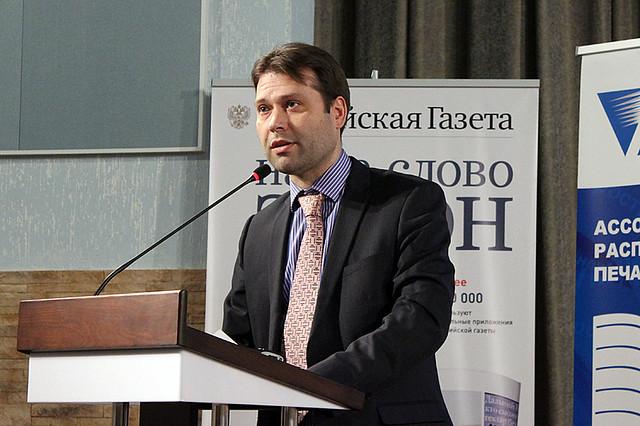Игорь Диденко, ИД Аргументы Недели