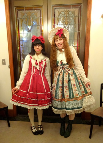 Korea/Japan Trip: Tokyo International Lolitas Meetup