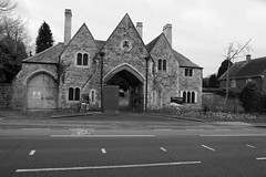 Hillingdon & Uxbridge Cemetery