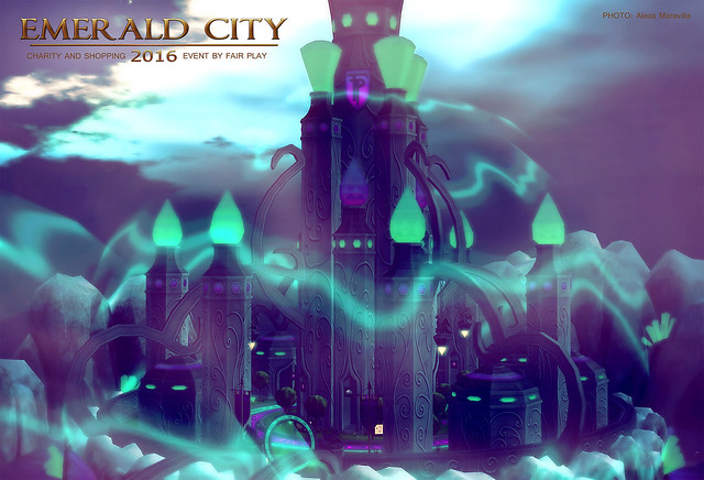 Emerald City Preview by Alexa Maravilla V2