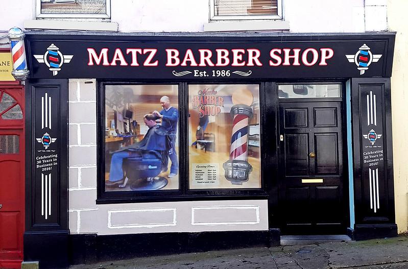 Matz Shopfront