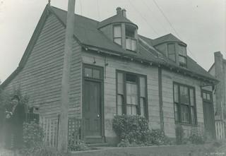 Moray Place housing, 16 April 1959